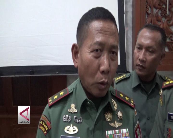 TNI Pantau Keberadaan Kelompok Radikal