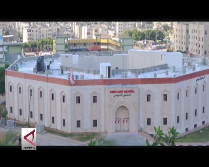 RSI di Gaza Butuh Akses Agar Dapat Optimal