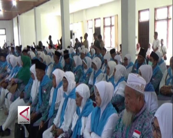 Jamaah Haji Asal Kota Ambon Berangkat 4 Agustus