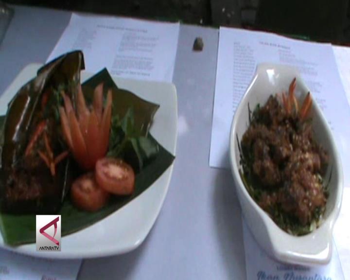 Ikan Asam Pedas Kalbar Siap Dilombakan ke Istana Negara
