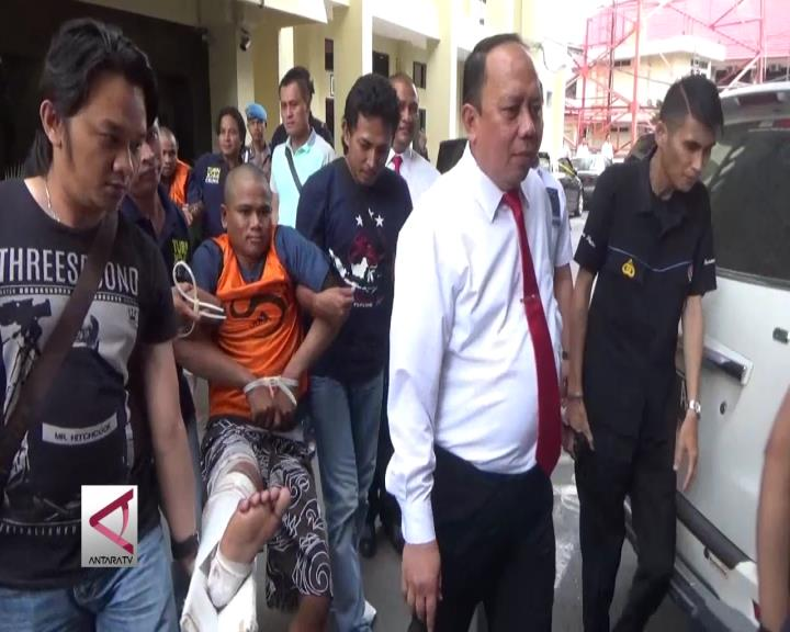Polda Kalsel Lumpuhkan Sindikat Pencurian Antar Provinsi