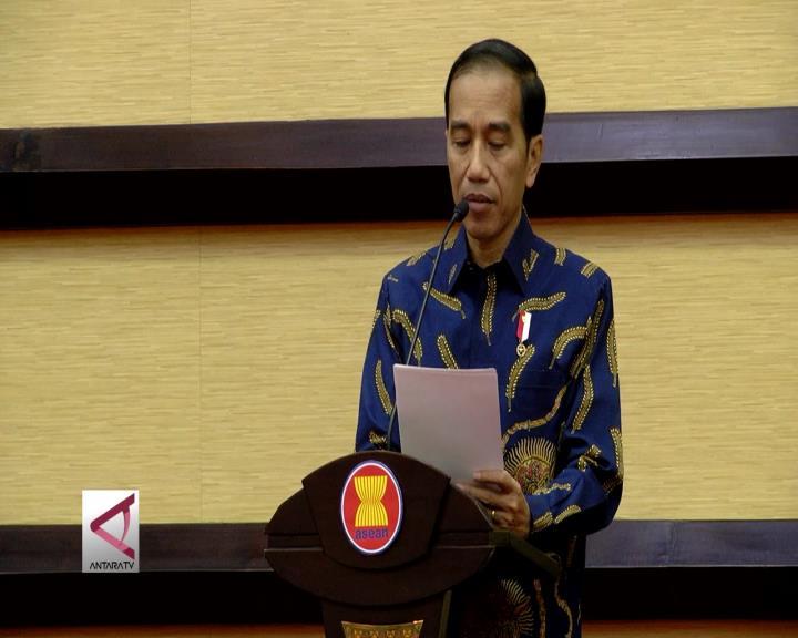 Presiden Ajak ASEAN Jadi Episentrum Ekonomi Dunia