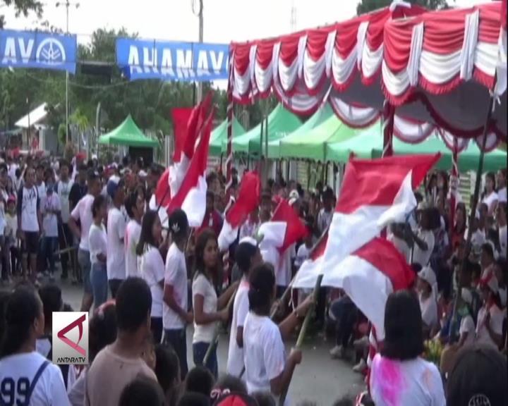 Karnaval Kebhinekaan Beta Indonesia