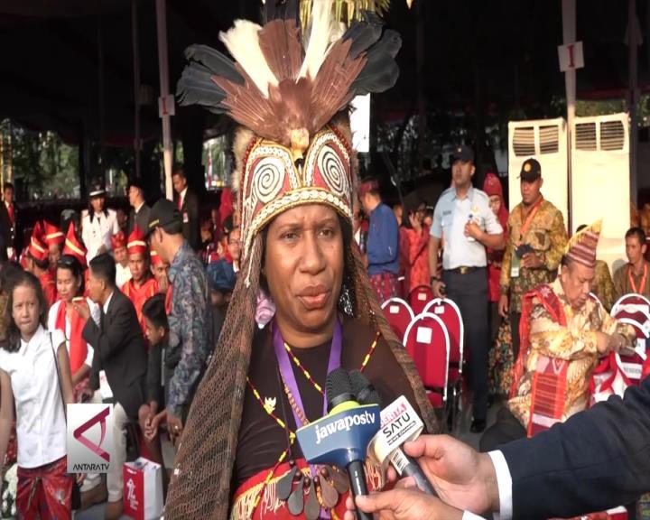 Ragam Budaya Indonesia Hiasi Kemerdekaan