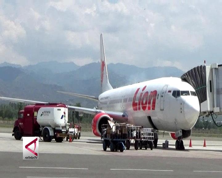 Angkasa Pura I Siap Kelola 5 Bandara di Sulteng