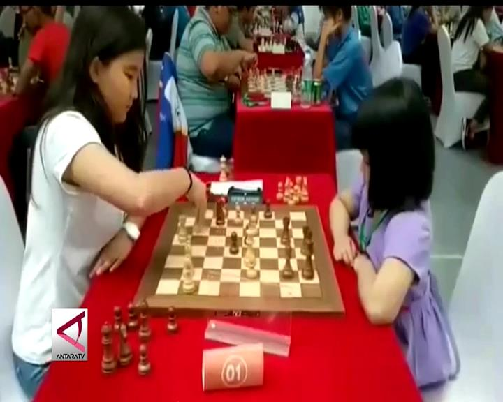 Calon Grandmaster Wanita Termuda Dunia Asal Bandung