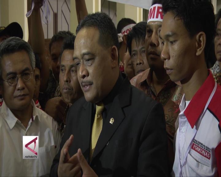DPD Desak Penandatanganan PP Penataan Daerah