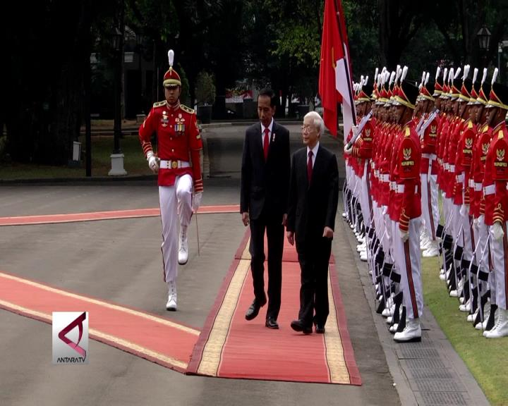 Indonesia - Vietnam Bahas Penyelesaian ZEE