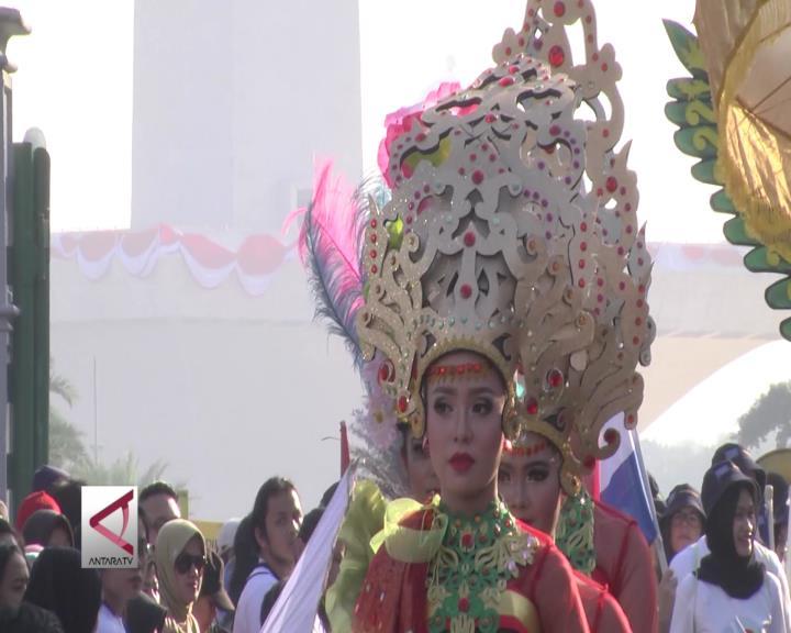 Maknai ASEAN dengan Parade ASEAN 50