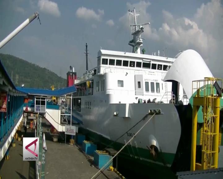 55 Kapal Feri Siap Angkut Penumpang