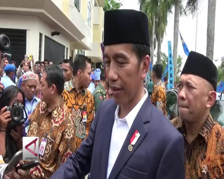 Presiden Hadiri Fasi ke 10 di Banjarmasin