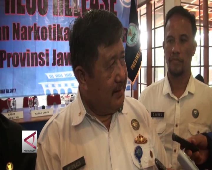 BNN Nyatakan Jabar Aman dari Obat PCC