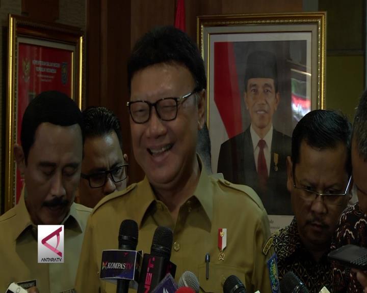 Mendagri Prihatin dengan Korupsi Kepala Daerah