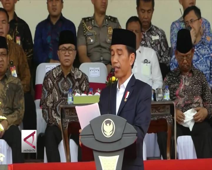 Presiden Jokowi Hadiri Silatnas MTA
