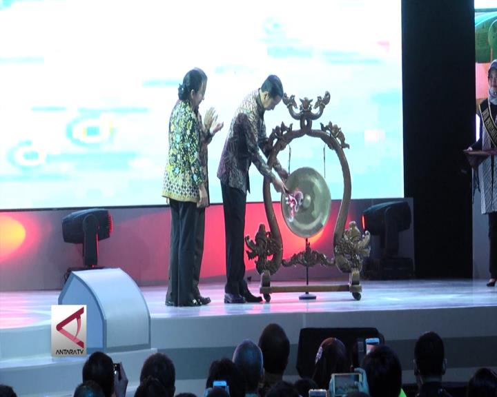 Presiden Buka IBD Expo 2017