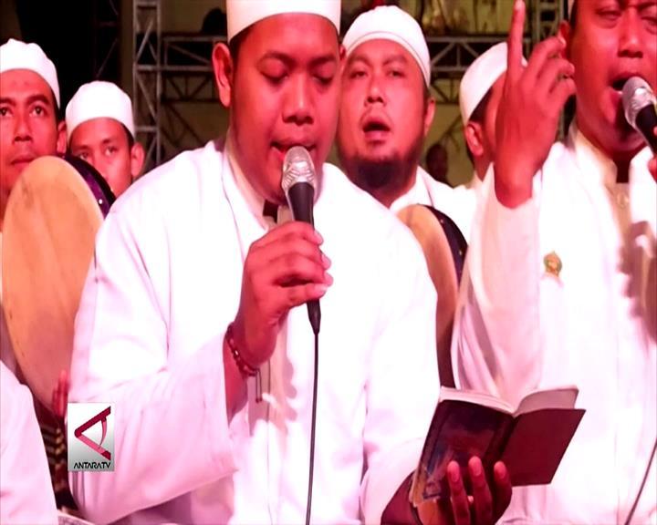 Surabaya Bersolawat Sambut Tahun Baru Islam