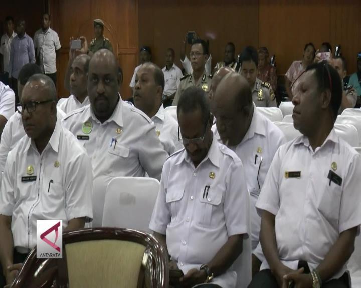 Dana Pilgub Papua Capai Rp 1 Triliun Lebih