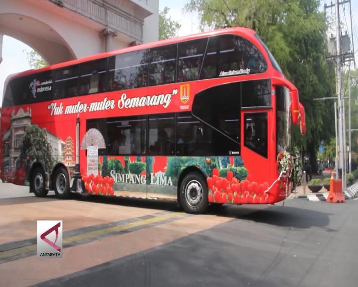"""Yuk Muter-Muter Semarang"" dengan Bus Gratis"