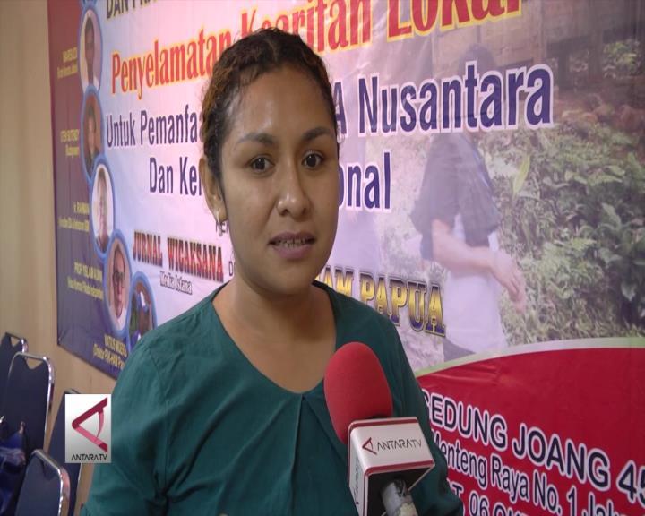 Papua Ingin Junjung Terus Kearifan Lokal