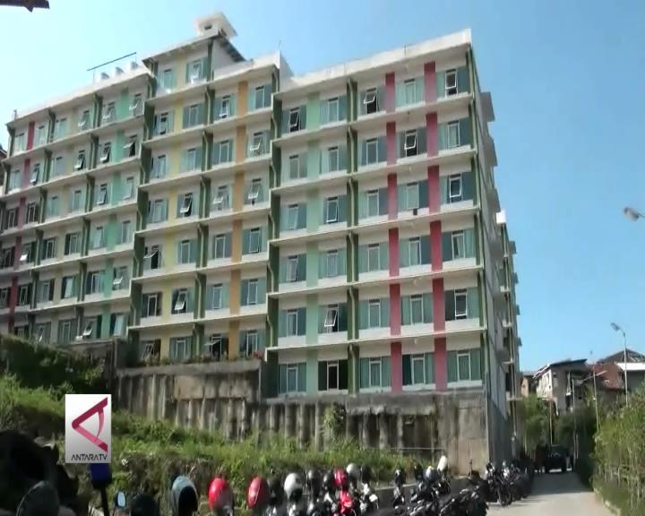 Pemkot Segel Apartemen Mewah di Bandung Utara