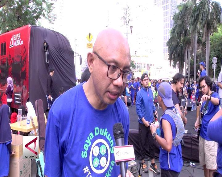 Mengembalikan Fungsi Trotoar di Jakarta