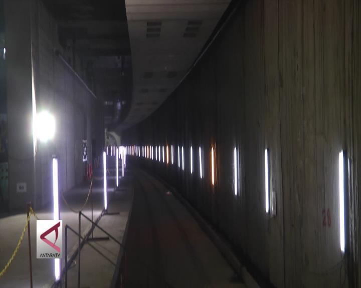 Dirut PT MRT Tegaskan  Proyek  On The Track
