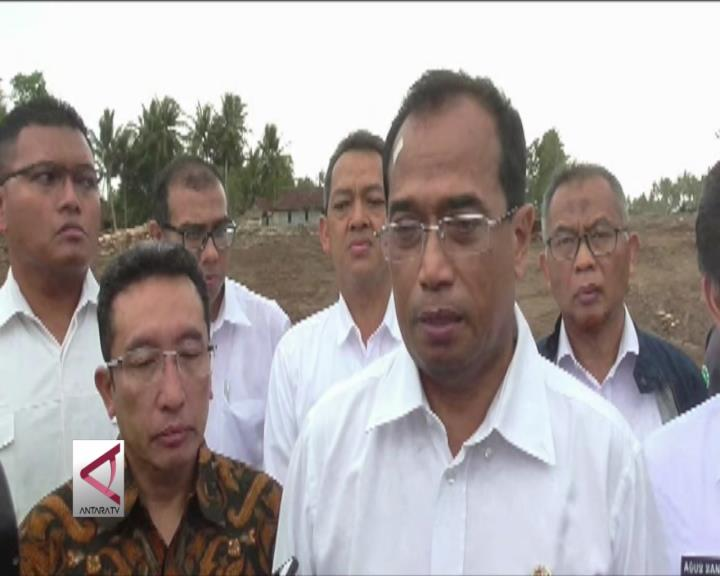Menhub Optimistis Bandara Baru Yogyakarta Selesai Tepat Waktu