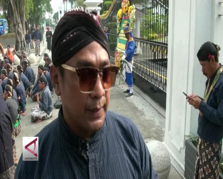 Rakyat Yogyakarta Sambut Pelantikan Gubernur dan Wagub