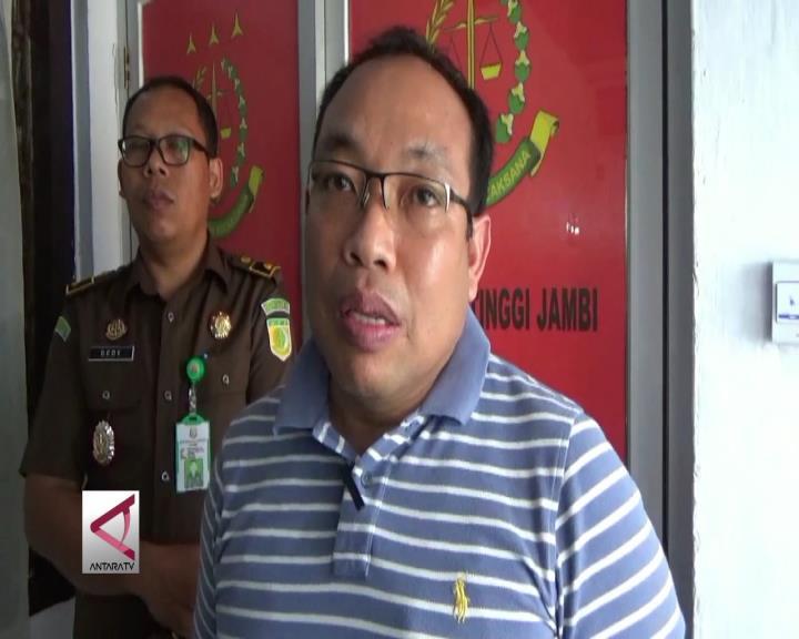 Kejati Jambi Ringkus DPO Tersangka Korupsi Rp 5,3 M
