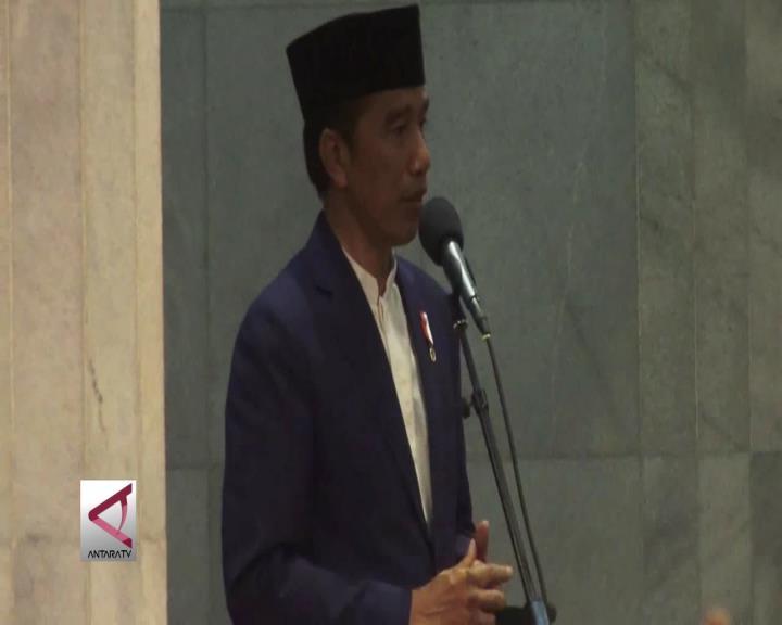 Presiden Bantah Perppu Ormas Represif