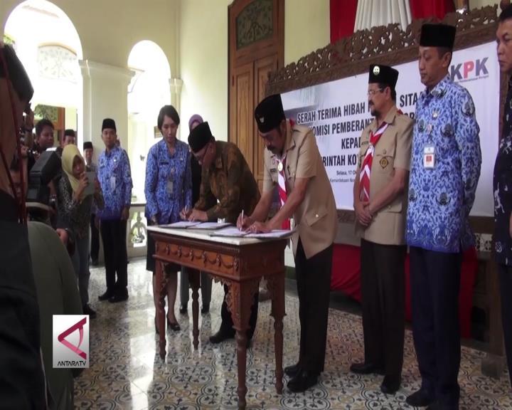 KPK Hibahkan Rumah Sitaan Djoko Susilo ke Pemkot Solo