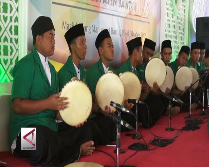 Festival Hadroh Meriahkan Hari Santri di Bantul