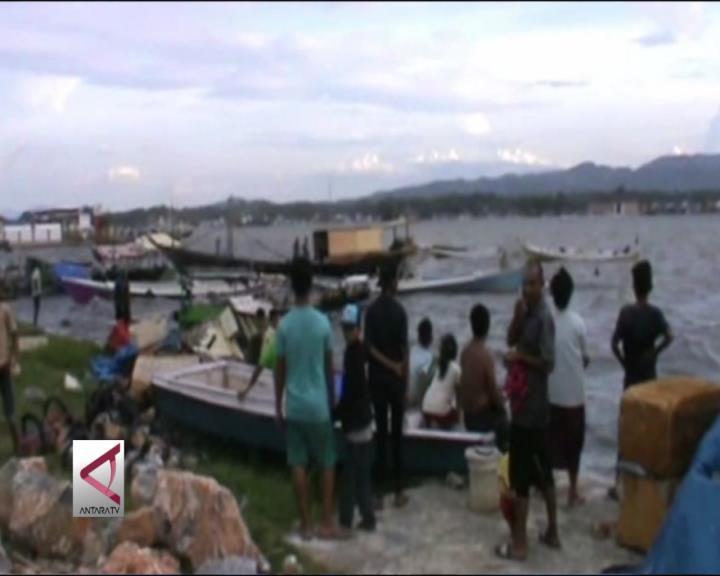 Cegah Pelaku Bom Ikan, Lanal Kendari Intensifkan Patroli