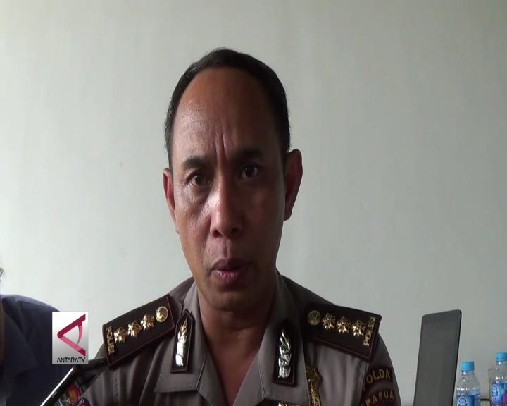 Seorang Anggota Brimob Meninggal Tertembak di Papua