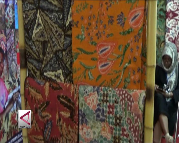 Batik Sebagai Komoditas Ekspor Andalan Yogyakarta