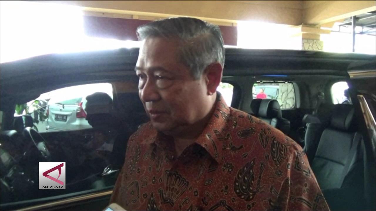 SBY Menuju ke Pernikahan Kahiyang Lewat Yogyakarta