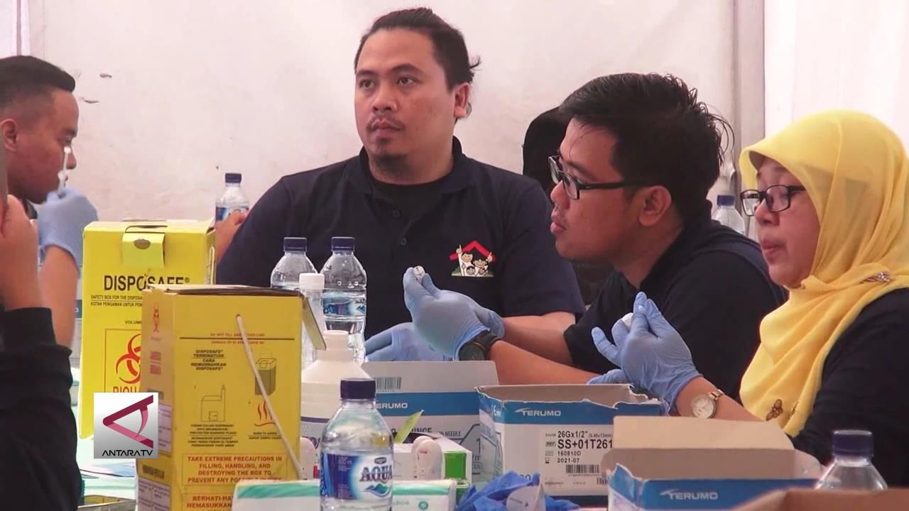 Bio Farma Bagikan 1000 Vaksin Flu Gratis