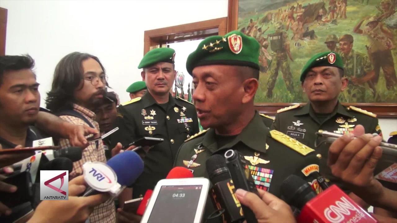 KSAD: TNI akan Siapkan Pasukan Terlatih ke Papua
