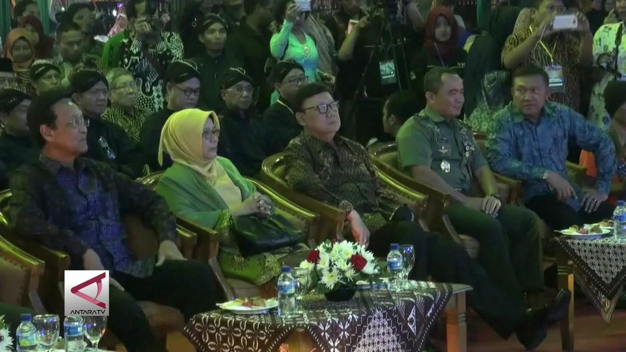 Milad Muhammadiyah Bernuansa Budaya di Kraton Yogyakarta