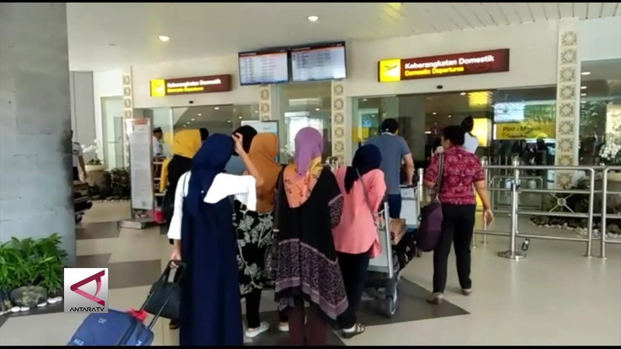 Bandara Ngurah Rai Tetap Beroperasi