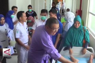 70 Dokter Spesialis Siap Periksa Balon Kada