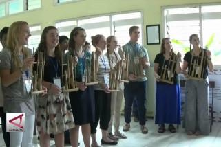 Mahasiswa Amerika Serikat Pelajari Budaya Indonesia