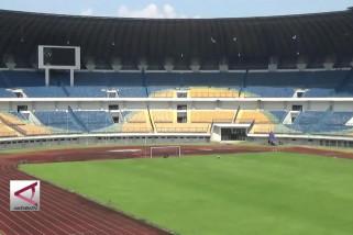 Pengamanan Jelang Pembukaan Piala Presiden 2018
