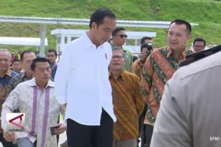 Presiden resmikan tol Bakauheuni-Terbanggi Besar