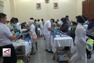 Aksi Sosial Peringati HUT Provinsi Jambi ke 61