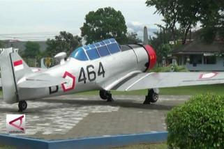Monumen Baru 2 Pesawat Bersejarah TNI-AU di Lanud Adisutjipto