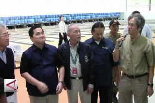 Presiden nilai palembang sudah siap gelar Asian Games