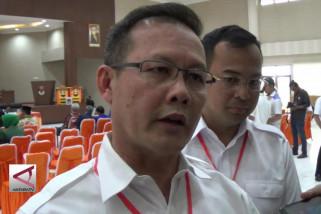 KPU resmi tetapkan 4 paslon Cagub Cawagub Sumsel