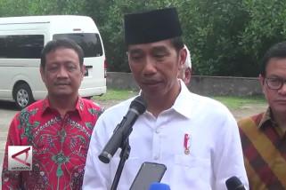 PDIP resmi usung Jokowi Capres 2019