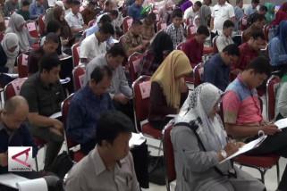 Seleksi panitia pemilihan kecamatan di Banda Aceh